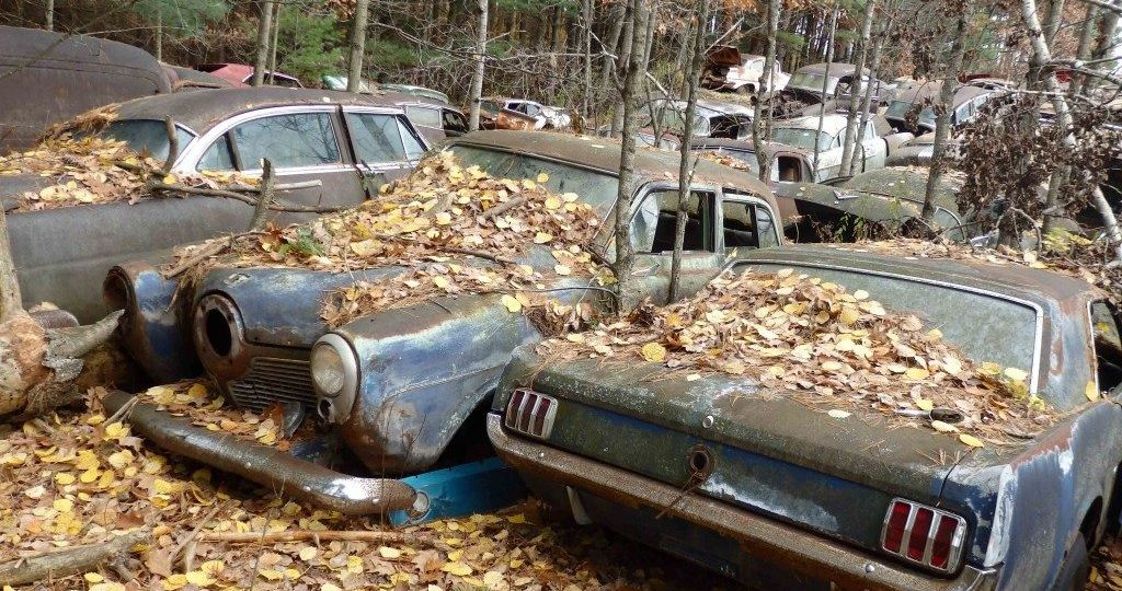car-junked