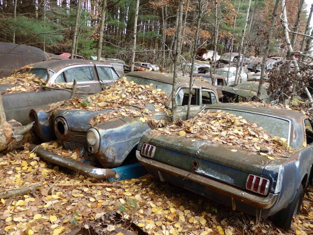 car-junked