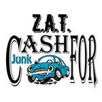 Cash For Junk Cars Logo - Cash For Junk Cars Logo