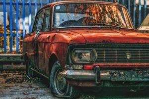 abandoned orange sedan 746684 300x200 - ZAT Cash For Junk Cars