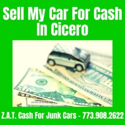 Sell My Car For Cash In Cicero