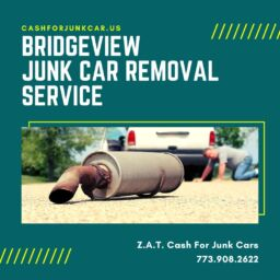 Bridgeview Junk Car Removal Service