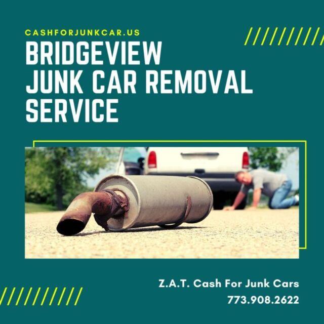 Bridgeview Junk Car Removal Service