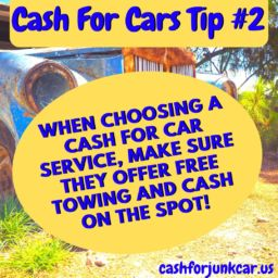 Cicero Cash For Cars Tip