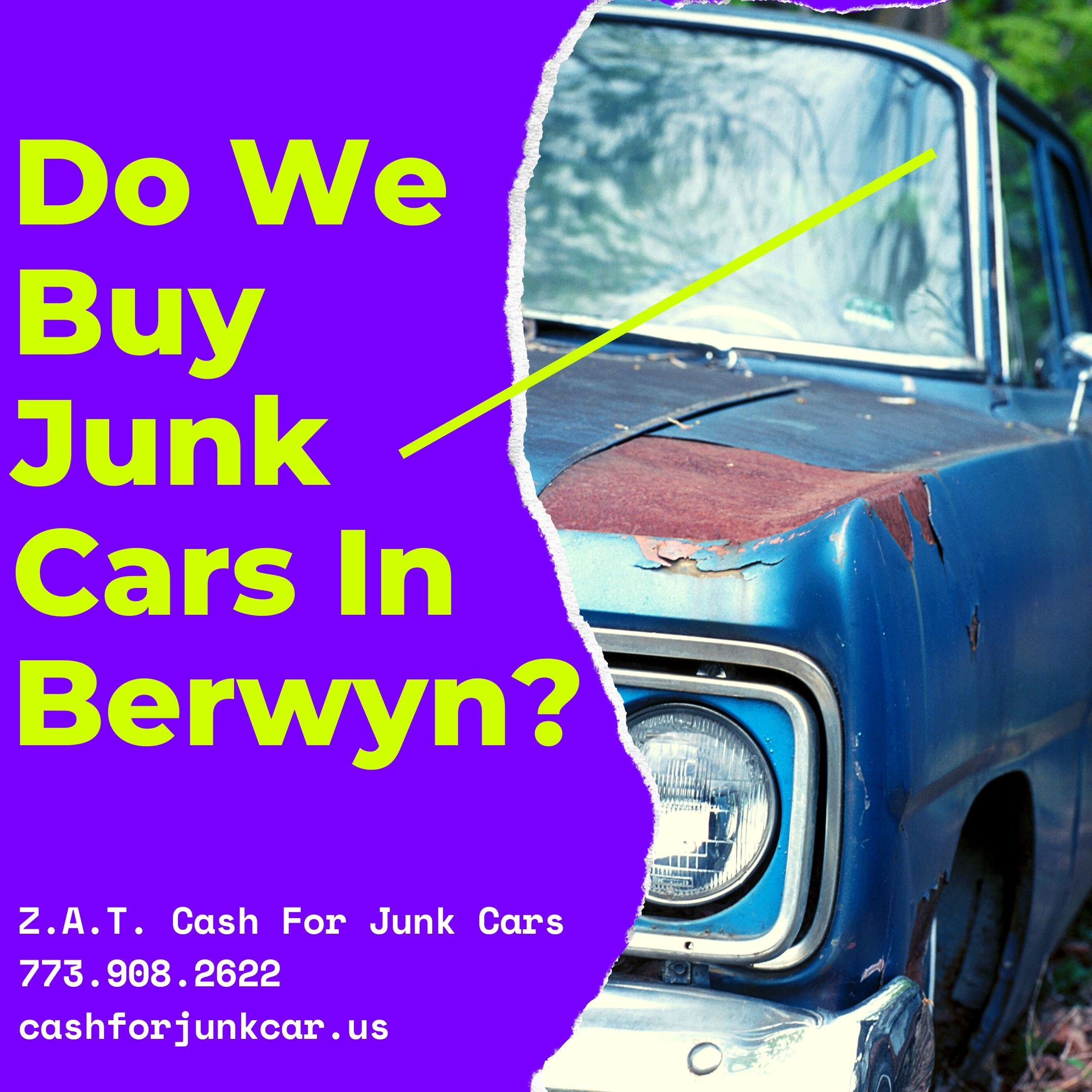 Do We Buy Junk Cars In Berwyn - Do We Buy Junk Cars In Berwyn?