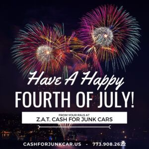 Have A Happy Fourth of July