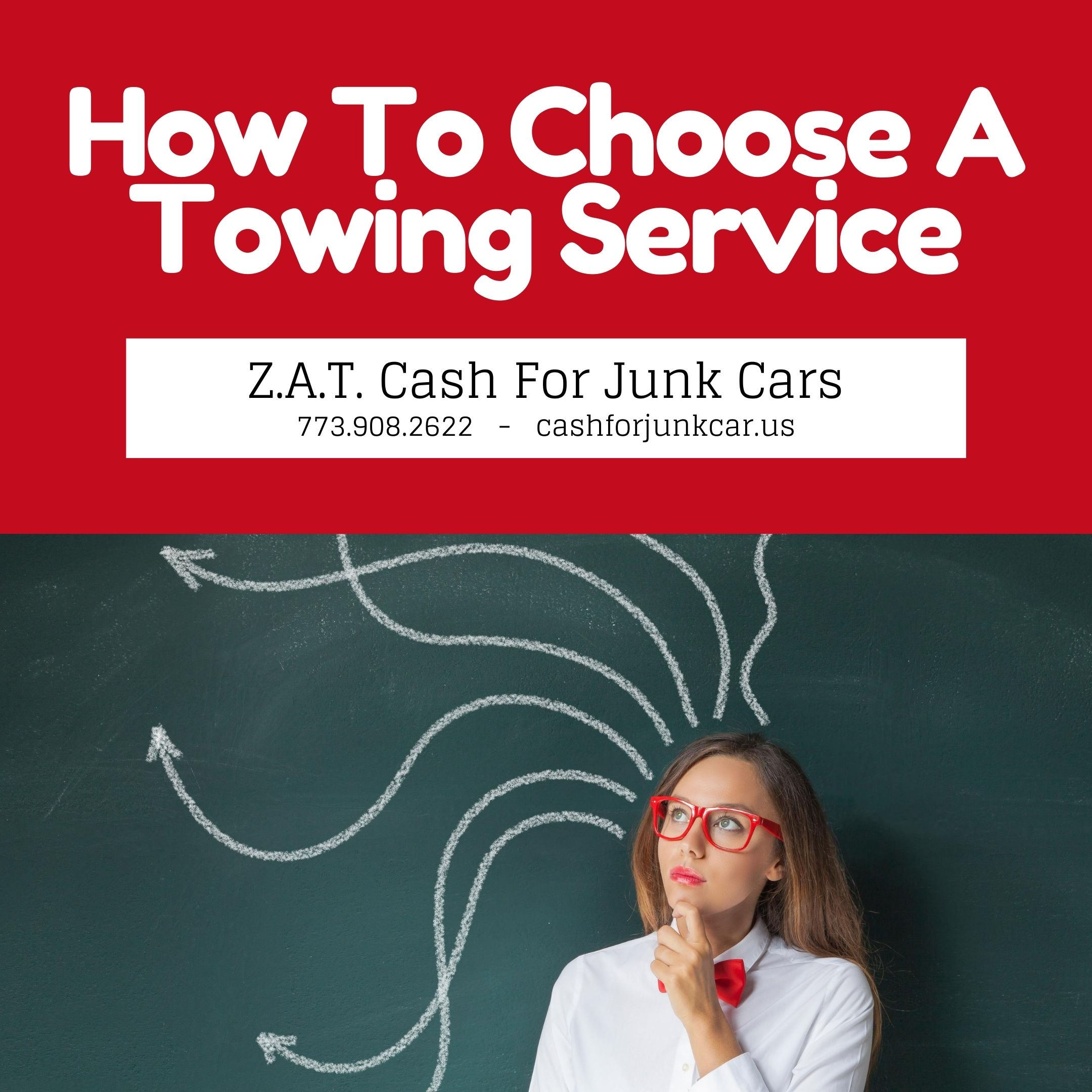 How To Choose A Towing Service - How To Choose A Towing Service