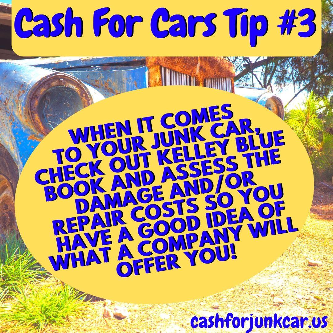 Kankakee Cash For Cars Tip - Kankakee Junk Car Tip 3