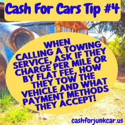 Oak Lawn Cash For Cars Tip