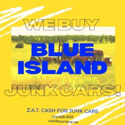 We Buy Blue Island Junk Cars