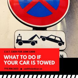 What To Do If Your Car Is Towed