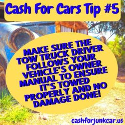 Berwyn Cash For Cars Tip 5