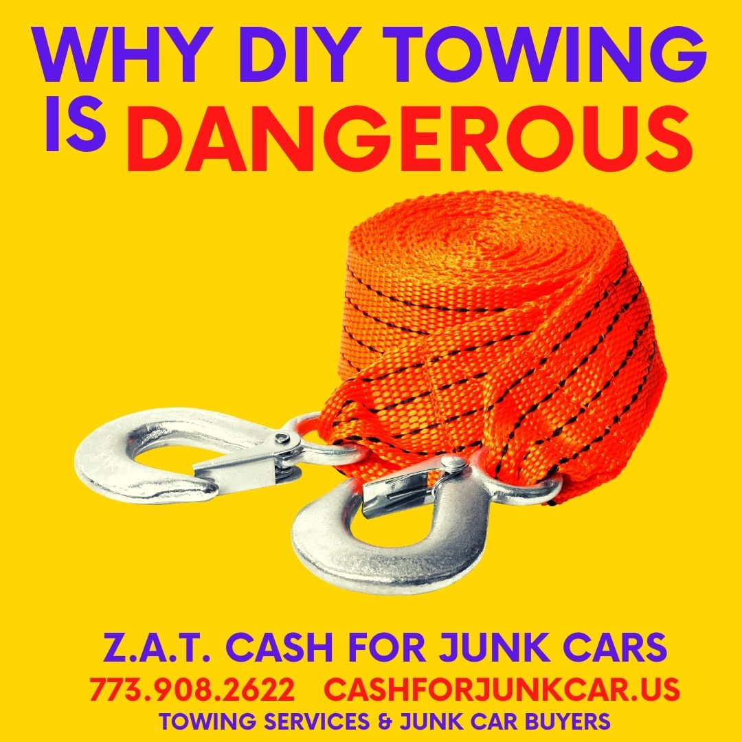 Why DIY Towing Is Dangerous - Why DIY Towing Is Dangerous