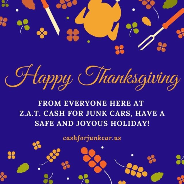 Happy Thanksgiving e1606154149678 thegem blog masonry - Junk Cars BLOG