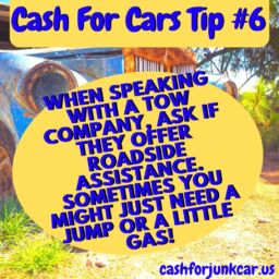 Palos Hills Cash For Cars Tip 6