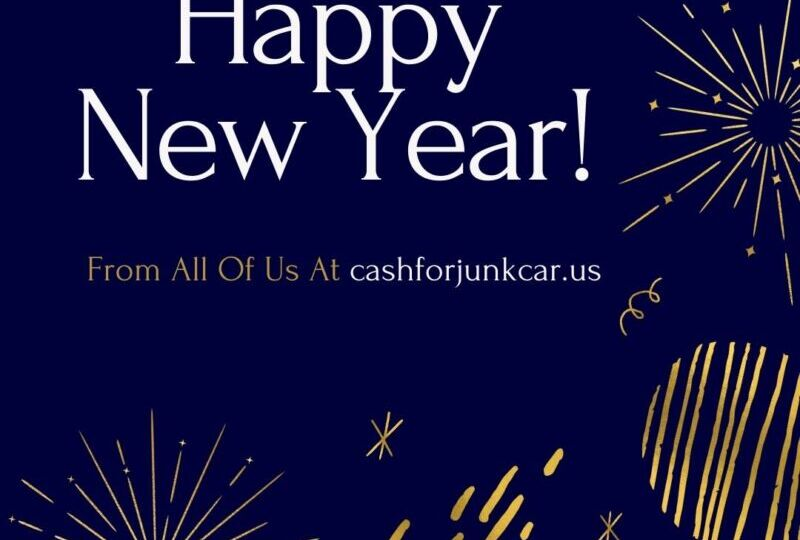 Happy New Year - cashforjunkcar.us