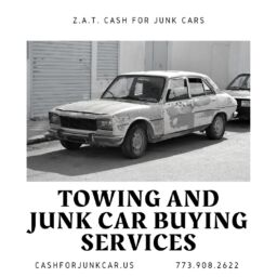 Towing and Junk Car Buying Services