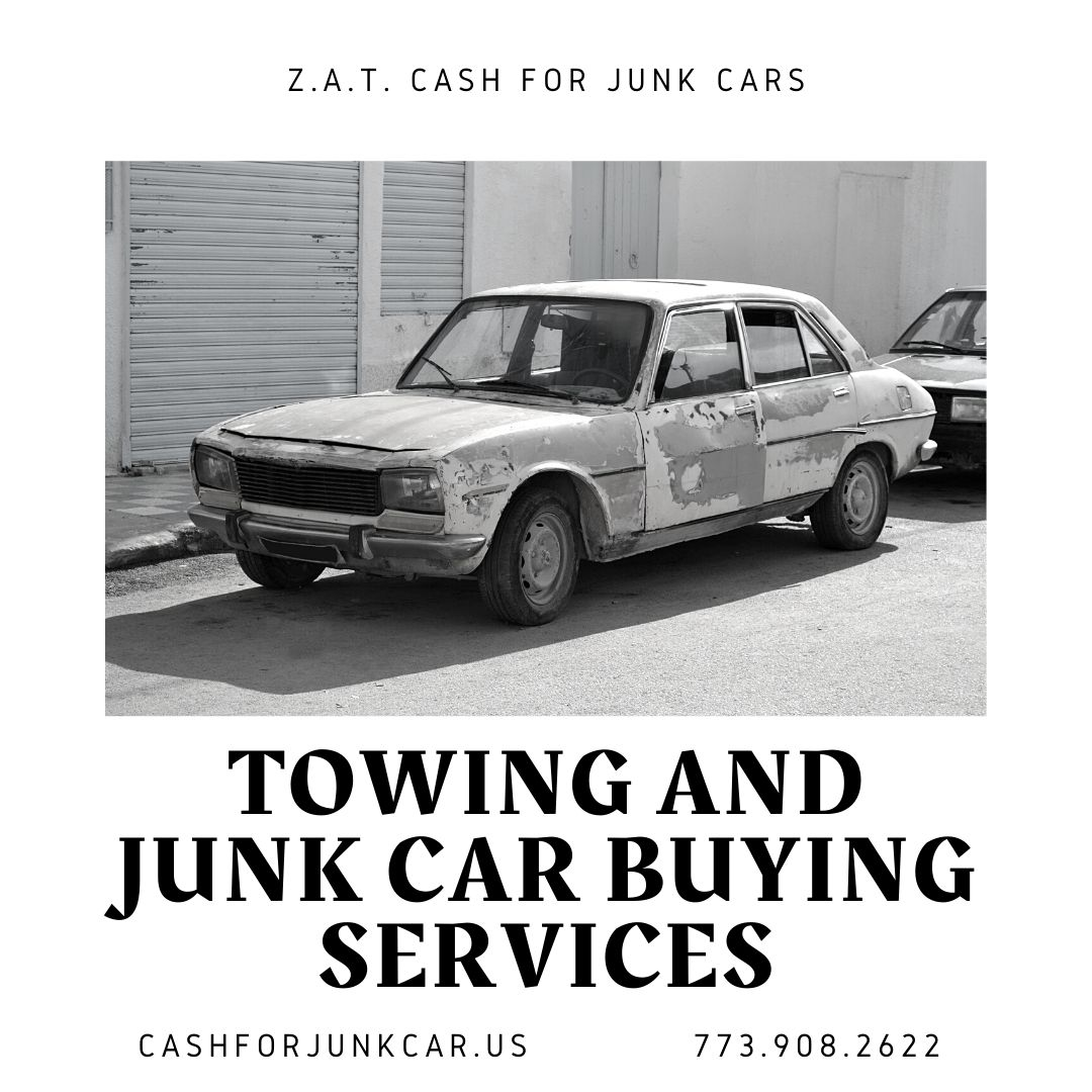 Towing and Junk Car Buying Services - Towing and Junk Car Buying Services